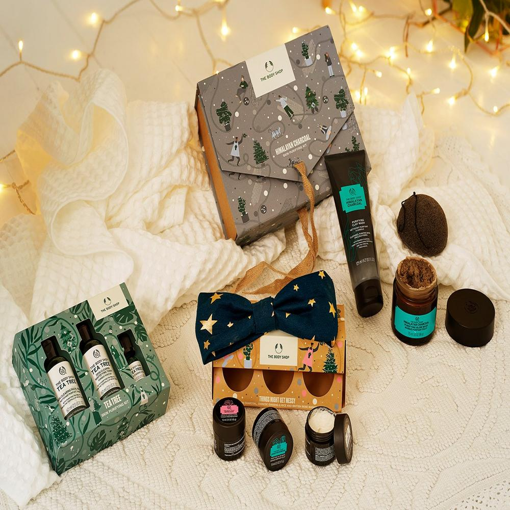 christmas beauty gifts gift ideas the body shop christmas beauty gifts gift ideas